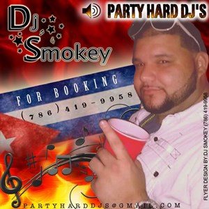 Alva Party DJ | Dj Smokey