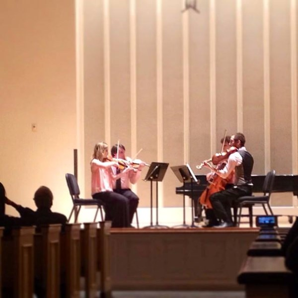 The Mux Quartet - Chamber Music Quartet - Chicago, IL