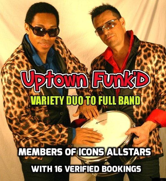 Uptown Funk'D - Dance Band - Hollywood, CA