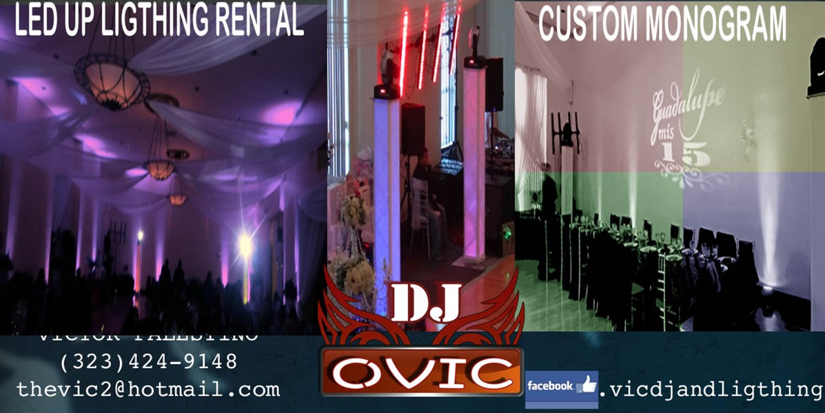 DJ OVIC - Latin DJ - Los Angeles, CA
