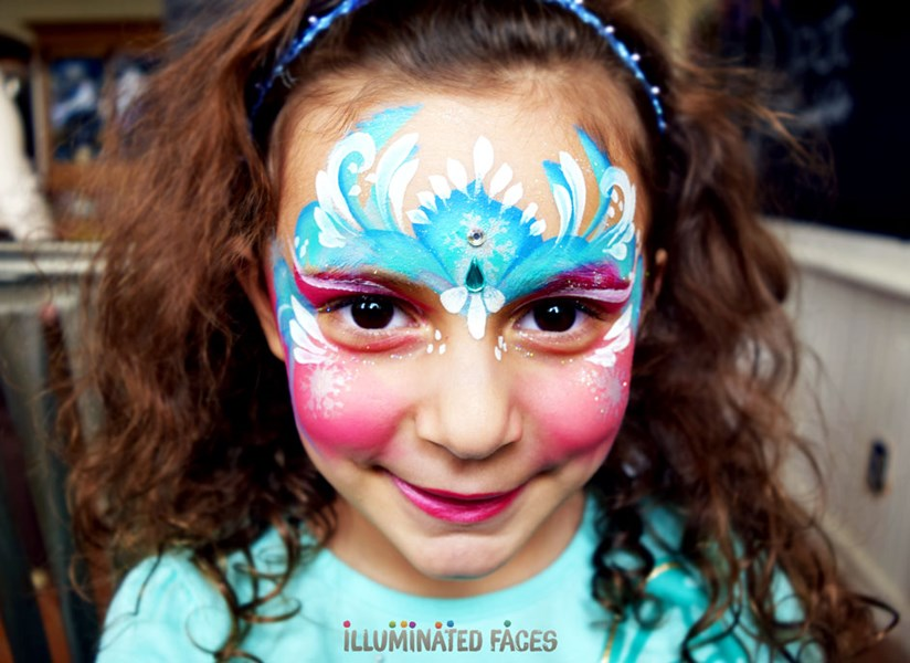 Face Painter Brooklyn, NY #IFaces