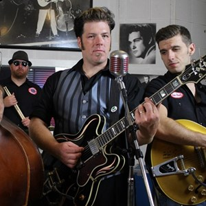Burns 50s Band | Good Rockin' Tonight