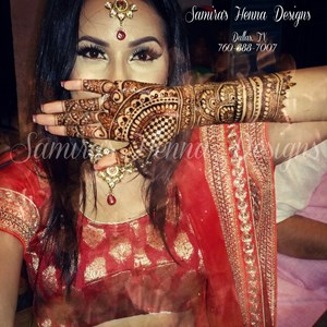 Fort Worth Body Painter | Samira's Henna Designs