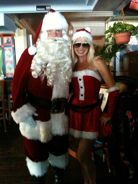 Little Miss Santa Claus - Costumed Character - Fort Lauderdale, FL
