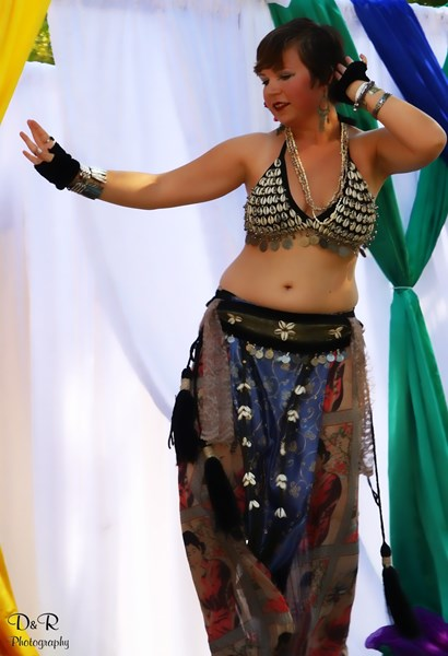 Luna - Belly Dancer - Modesto, CA