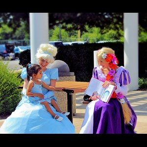 Coal City Princess Party | FAIRY CASTLE INTERTAINMENT