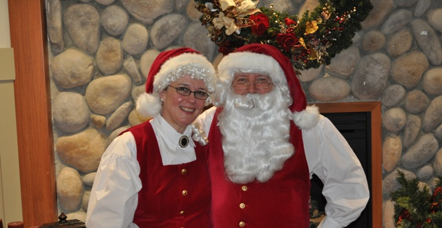 The Kringles (Santa & Mrs. Claus) - Santa Claus - North Vancouver, BC