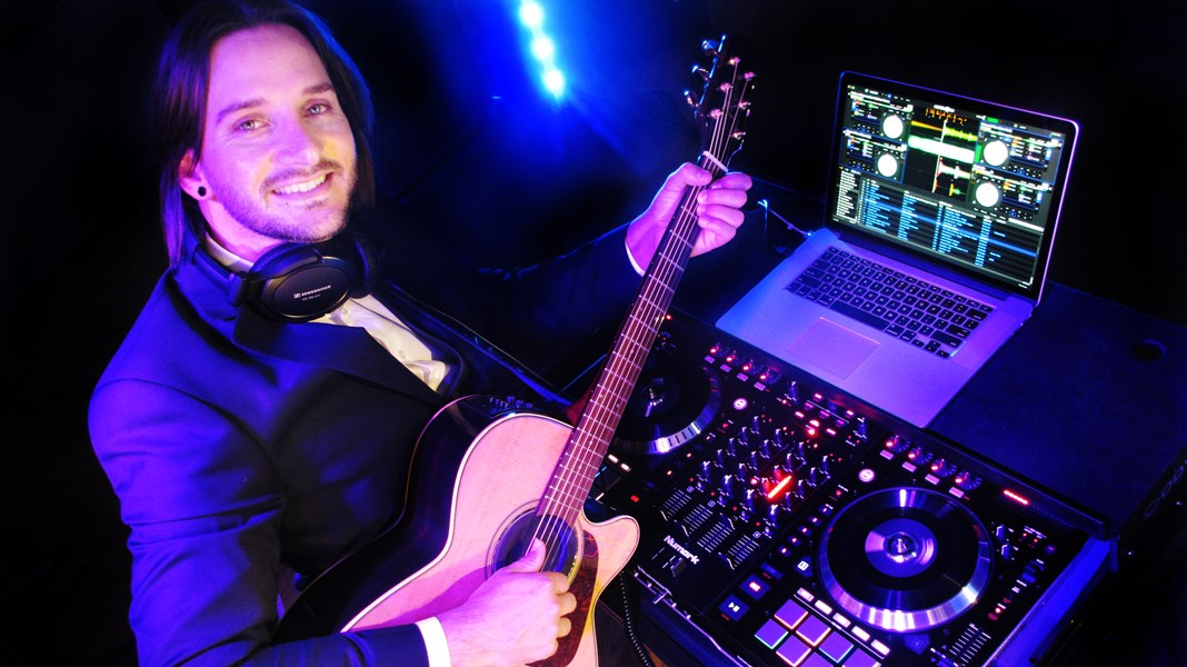 DJ & Musician Wedding/Event Marcus Cappellazzo - DJ - San Francisco, CA