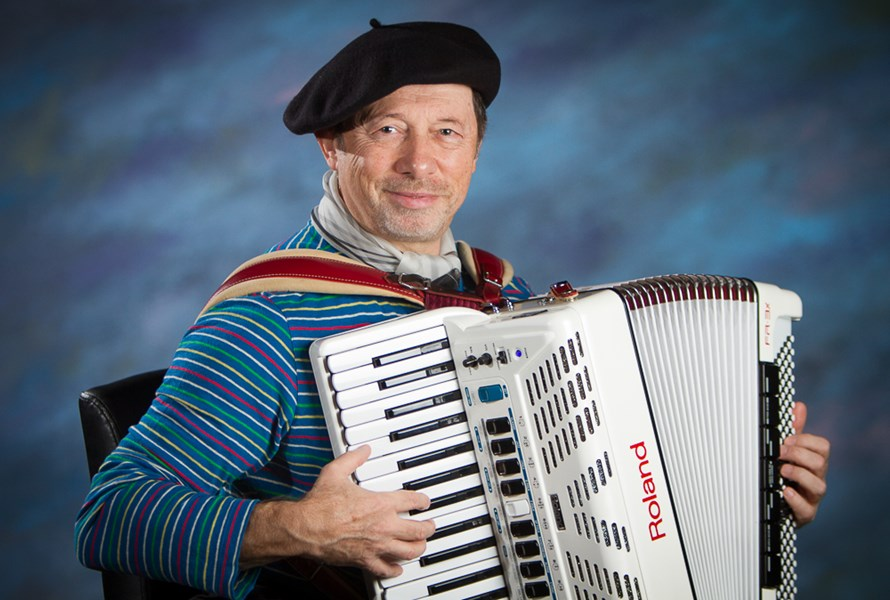 Entertaining with Accordion - Accordion Player - Boston, MA