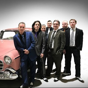 Glen Easton 40s Band | Dr Zoot
