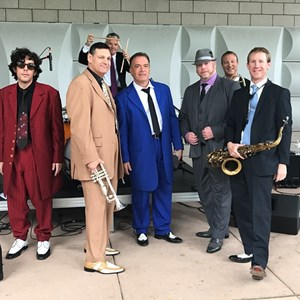 Westmoreland City 40s Band | Dr Zoot