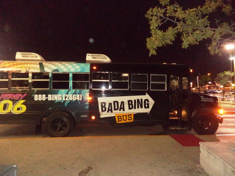 Bada Bing Party Bus - Party Bus - Winnipeg, MB