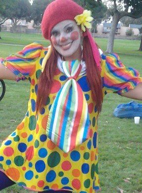 Candy the Clown - Face Painter - South Gate, CA