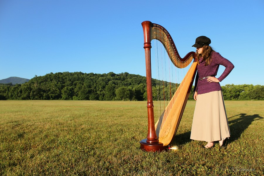 Taylor Price - Harpist - Roanoke, VA