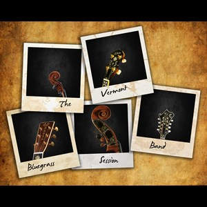 Mercer Bluegrass Band | The Vermont Bluegrass Session Band