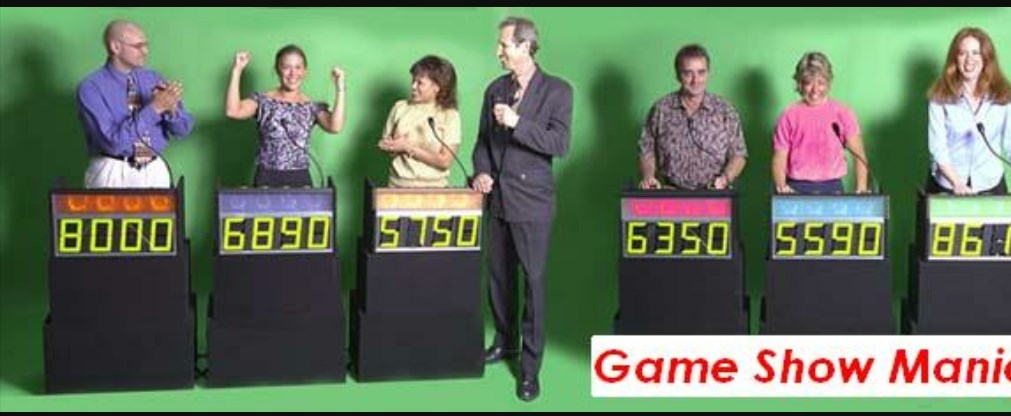 Game Show Mania is here!