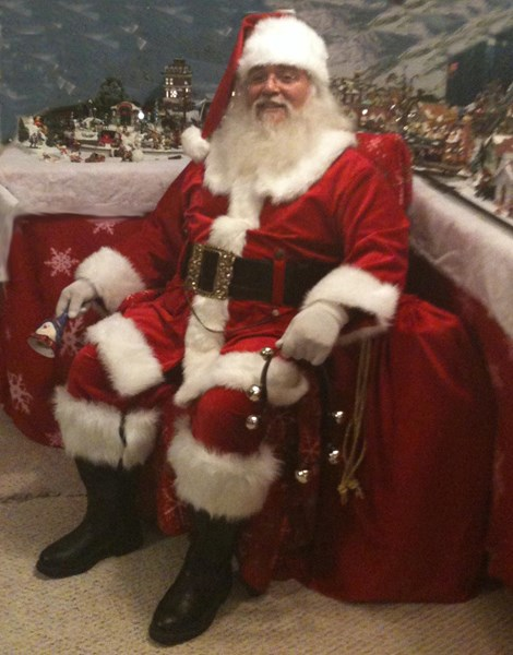 Papa Claus - Santa Claus - Houston, TX