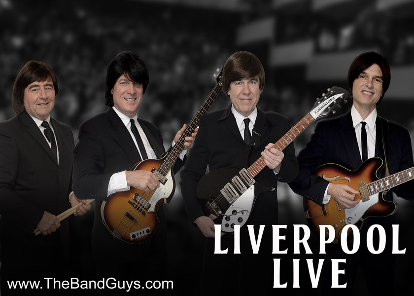 Liverpool Live - Beatles Tribute Band - Orlando, FL