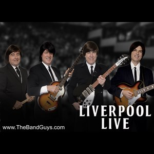 Charleston Beatles Tribute Band | Liverpool Live