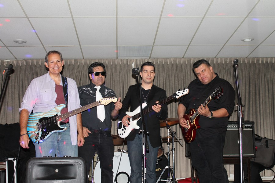 HFB Entertainment/ DJ/Flashover Band - Classic Rock Band - Rancho Cucamonga, CA