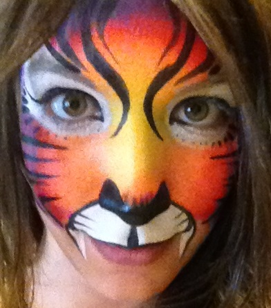 Nicole Nixon - Face Painter - Houston, TX