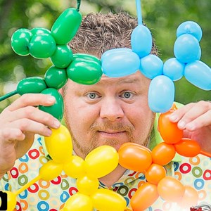 West Virginia Balloon Twister | Mr. Twisters Total Entertainment
