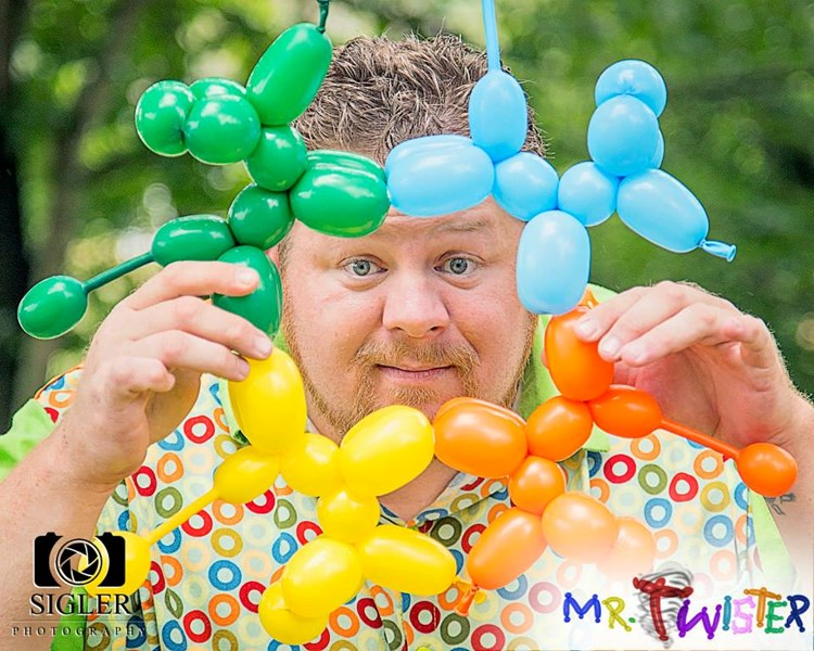 Mr. Twisters Total Entertainment - Balloon Twister - Morgantown, WV
