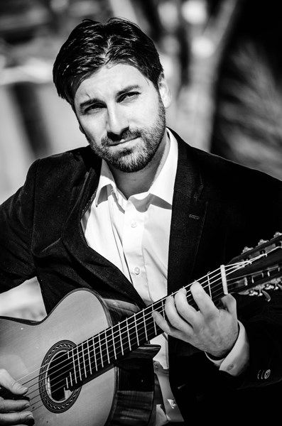 Julien Xuereb - Classical Guitarist - Washington, DC
