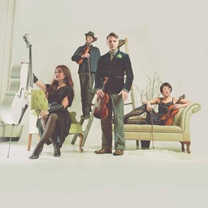 Washington Classical Quartet | Passenger String Quartet