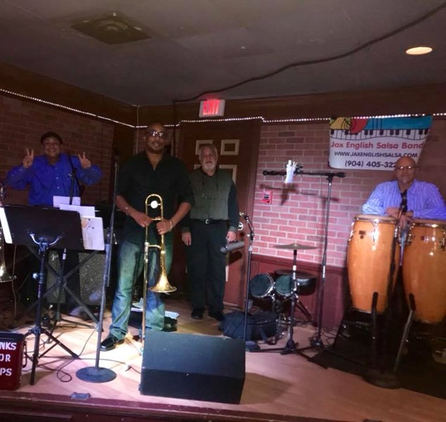 JAX ENGLISH SALSA BAND - Latin Band - Jacksonville, FL