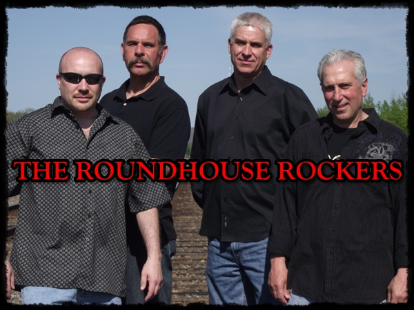 The Roundhouse Rockers - 70s Band - West Oneonta, NY