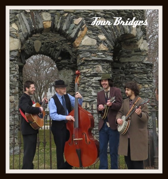 Four Bridges - Bluegrass Band - Plymouth, MA