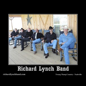 Charleston Honky Tonk Musician | Richard Lynch Band