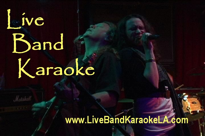 Live Band Karaoke LA - Karaoke Band - North Hollywood, CA