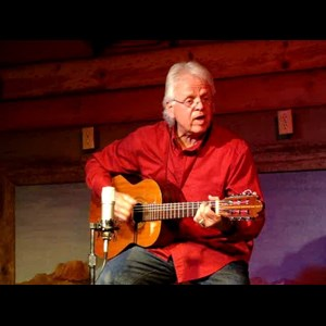 Sylvia Acoustic Guitarist | Craig Plotner - Vocalist/Acoustic Guitar