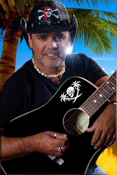 Beach Bum Pirate - Beach Music Singer - Palm Harbor, FL