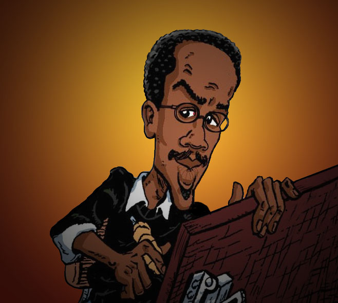 Caricatures by McGee - Caricaturist - Chicago, IL
