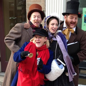 Lonetree Barbershop Quartet | The Original Dickens Carolers of Southern Colorado