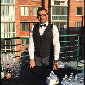 Fairfax City Bartender | Amir MH