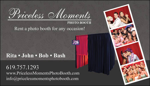 Priceless Moments Photobooth - Photo Booth - La Mesa, CA