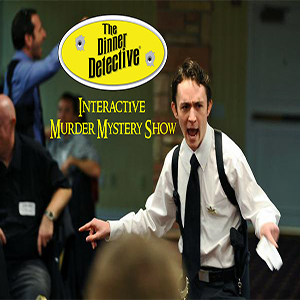 The Dinner Detective Murder Mystery Show - Murder Mystery Entertainment Troupe - Charlotte, NC