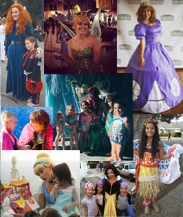 Top Billing Entertainment Performers - Princess Party - Glendora, CA