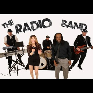 Camp Crook 80s Band | The Radio Band