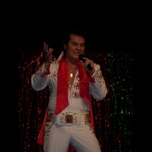 Crawford Elvis Impersonator | Billy Joe  Brooks