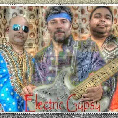 Electric Gypsy (a tribute to Jimi Hendrix) - Classic Rock Band - Los Angeles, CA