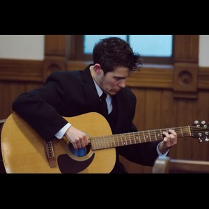 Liberty Lake Acoustic Guitarist | Quinn Fitzpatrick