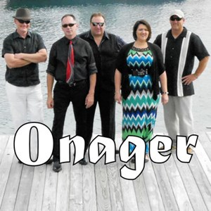 Grand Rapids Top 40 Band | Onager