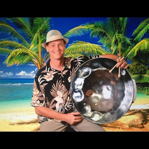 Miami Percussionist | Steeldrum Steelpan music Florida