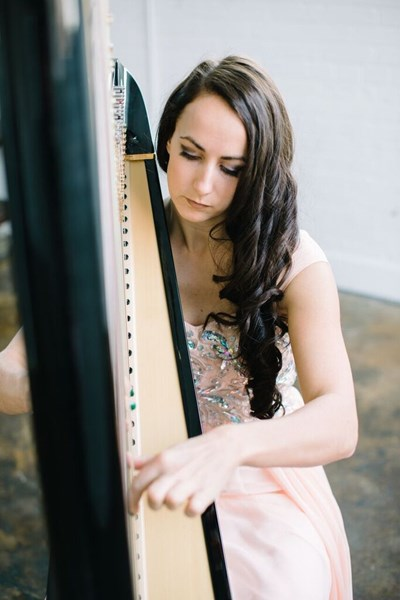Caralee Child - Harpist - Layton, UT