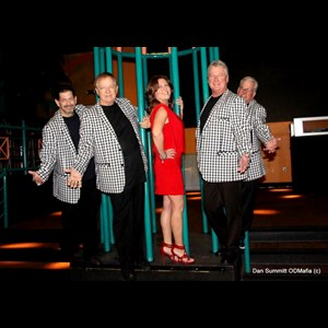 Wilmington Dance Band | Tommy Black Band